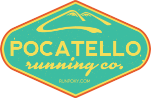 Pocatello Running Company logoOnly_blue