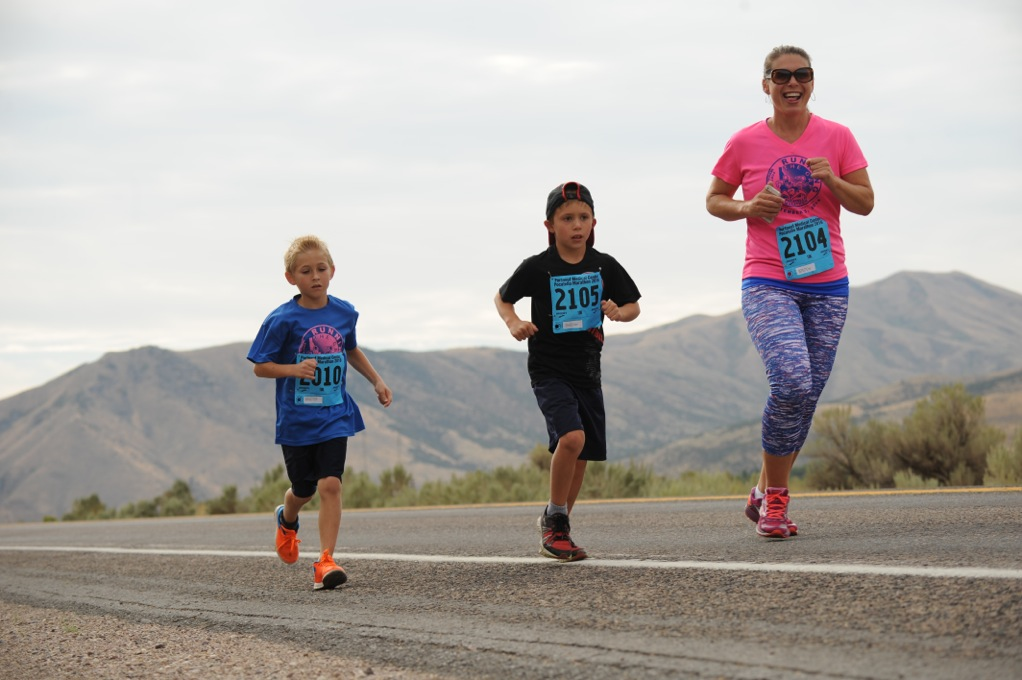 Raising a Running Child