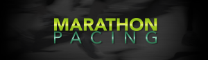 Marathon Pacing Team